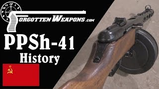Download Shpagin's Simplified Subgun: The PPSh-41 Video