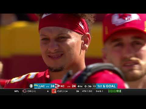 Chiefs Under .500 for the First Time since 2015! Chargers vs. Chiefs Crazy Ending!