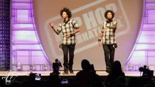 Download Les Twins   World Hip Hop Dance Finals 2013   #SXSTV Video