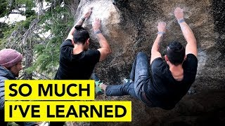 Download STRONGEST Climber I Know Teaches Me a Thing or Two ( ft. Jon Partridge ) Video