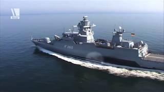 Download German Navy Orders 5 Additional K130 Braunschweig class Corvettes Video