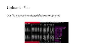 Download Drupal 8 - Forms - Uploading a File Video