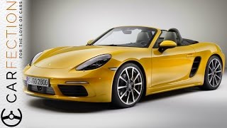 Download Porsche 718 Boxster S: New Name, Still Awesome - Carfection Video