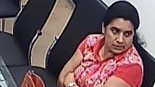 Download Woman caught on camera stealing gold jewelry Video
