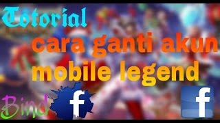 Mobile legends fb account switching Free Download Video MP4
