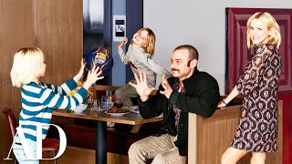 Download Naomi Watts and Liev Schreiber Reveal Their Renovated New York City Apartment Video