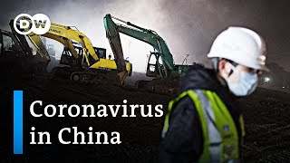 Download China expects coronavirus outbreak to accelerate | DW News Video