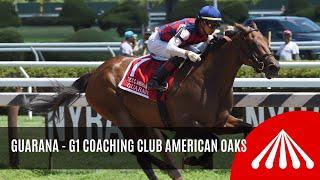Download Guarana - 2019 - The Coaching Club American Oaks Stakes Video