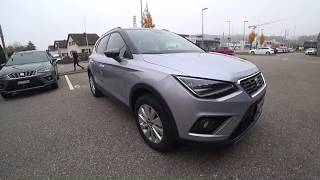 Download New SEAT ARONA FR 2018 Interior Exterior Review Video