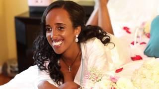 Download Meron Tesfaye + Dn. Dawit Fantaye Ethiopian Wedding Reception Sample Part 1: Home Video