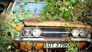 Download Rescuing an abandoned car - Mk3 Cortina 2 Door Video