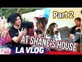 Behind the scenes at Shane Dawson and friends!
