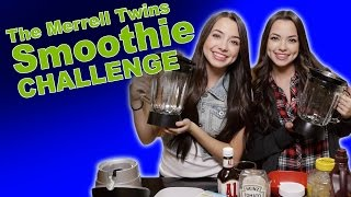 Download SMOOTHIE CHALLENGE Video