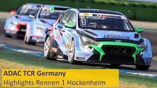 Download Dreifachsieg für Hyundai ADAC TCR Germany Hockenheim Video