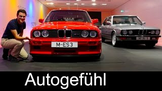 Download BMW Welt/World & Museum heritage Feature modern vs vintage - Autogefühl Video