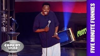 Download Eddie Griffin⎢The Best Dick On Earth!⎢Shaq's Five Minute Funnies⎢Comedy Shaq Video