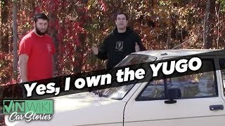 Download Doug Demuro driving my Yugo was a terrible experience Video