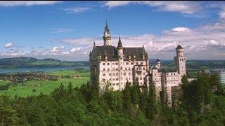 Download Schwangau, Germany: Neuschwanstein Castle Video