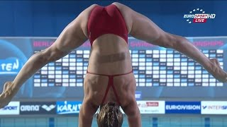 Download Berlin2014 Women's 10m platform final Video