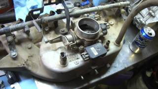 Download Install of a 63mm throttle body on a Jeep Tj 4.0l Engine Video