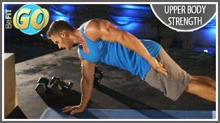 Download Upper Body Strength & Power Workout: 10 Min- BeFiT GO Video