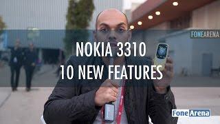 Download Top 10 new Nokia 3310 features Video