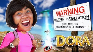 Download Dora The Explorer Goes to Area 51 Video