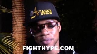 Download ERROL SPENCE SAYS HE STOPS SHAWN PORTER AND WANTS HIM NEXT; FLOYD MAYWEATHER CO-SIGNS: ″MAN DOWN″ Video