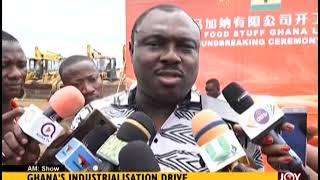 Download Ghana's Industrialisation Drive - AM Business on JoyNews (3-10-18) Video