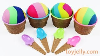Download Play doh Ice Cream Surprise Toys Sofia the First Disney Junior Peppa Pig Starwars Nursery Rhymes Video
