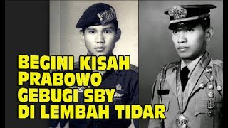 Download BEGINI....KISAH SBY VS PRABOWO DI LEMBAH TIDAR MAGELANG Video