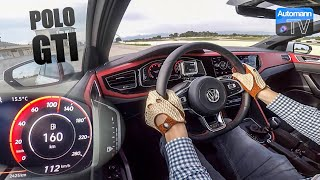 Download 2018 VW Polo GTI (200hp) - 0-100 km/h LAUNCH CONTROL (60FPS) Video