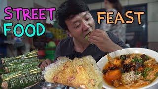 Download Traditional Vietnam Street Food FEAST in Saigon: SIXTEEN DESSERTS! Video