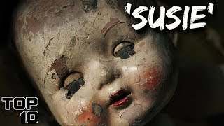 Download Top 10 Cursed Dolls You Should Never Touch Video