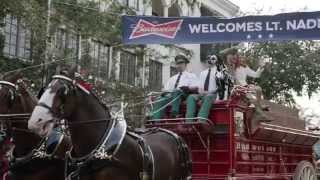 """Download Budweiser Super Bowl XLVIII – """"A Hero's Welcome: Full Story"""" Video"""