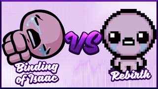 Download The Binding of Isaac vs. Rebirth Video