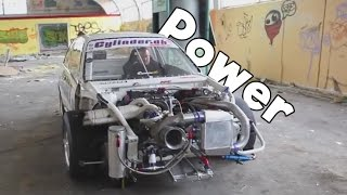 Download 8 Cars With Serious Power Video