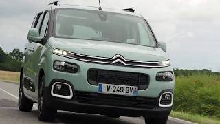 Download FOOTAGE CITROEN BERLINGO AQUA GREEN Video
