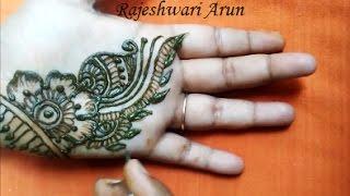 Download beautiful simple easy henna mehndi designs for hands for beginners || mehndi designs for hands Video