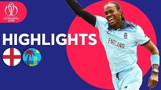 Download Root & Archer On Song | England vs West Indies - Match Highlights | ICC Cricket World Cup 2019 Video