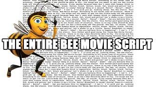Download THE ENTIRE BEE MOVIE SCRIPT Video