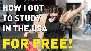 Download How I Got into Top American Universities with Full Ride Scholarships Video