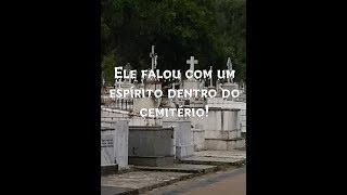 Download ELE FALOU COM UM ESPÍRITO EM PLENA LUZ DO DIA! Video