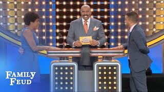 Download Yep, that COVERS IT! | Family Feud Video