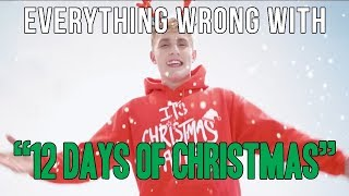 Download Everything Wrong With Jake Paul - ″12 Days of Christmas″ Video
