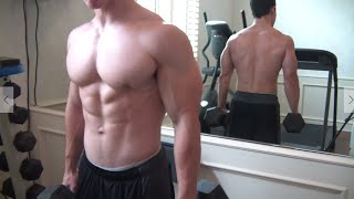 Download How to Get Big Arms With Only Dumbbells! Video
