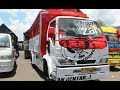 Download SANG BINTANG Kopdar 8 MRTL ..! MOZZAH Truck Cakep Republik Indonesia 2018 Video