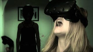 Download How Scary is the Paranormal Activity VR Game? Video