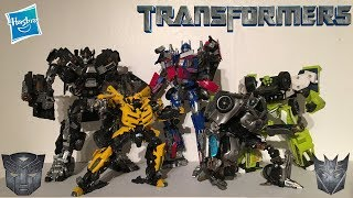 Download ULTIMATE HASBRO TRANSFORMERS MOVIE COLLECTION || PrimeVsPrime 3,000 Subscribers Collection Video Video