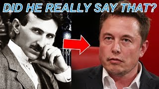 Download Elon Musk on Nikola Tesla – What He Said May Shock You Video